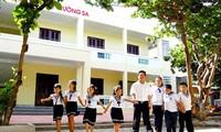 Complementada construcción de segunda escuela en Truong Sa