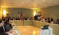 Seminario sobre Vietnam en Argentina
