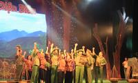Honran papel de prensa en la histórica victoria de Dien Bien Phu