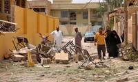 Fuerza iraquíes atacan rebeldes en Fallujah