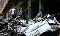 Más de 100 muertos y heridos en ataques consecutivos en Iraq
