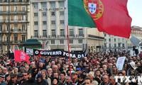 Tribunal Constitucional de Portugal niega varias medidas de austeridad