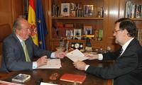 Gobierno español ratifica el borrador de sucesión