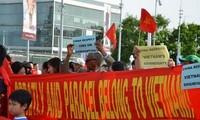 Unión de asociaciones de UNESCO Vietnam protesta acciones perversas chinas