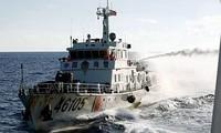 Comunidad internacional continua condenando actos invasivos de China en el Mar de Este