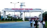 Recuperadas actividades productivas y comerciales en Binh Duong tras disturbios