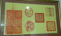 Valor singular de los textos oficiales de los reyes Nguyen