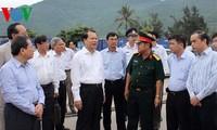 Vicepremier anima a soldados marítimos nacionales a cumplir con su misión