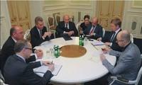 Terminan negociaciones del precio de gas entre Rusia y Ucrania sin progresos