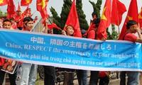 Vietnamitas en Japón rechazan las transgresiones chinas en las aguas nacionales