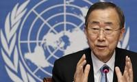 Llama Ban Ki-moon a primer ministro iraquí a diálogo para frenar violencia sectaria