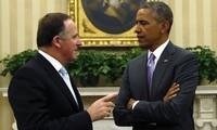 Estados Unidos y Nueva Zelanda instan a China a respetar la ley internacional
