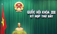 Frutos cosechados al cierre de la VII reunión parlamentaria de Vietnam