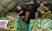 Francia y Reino Unido apoyarán ayuda humanitaria en Iraq
