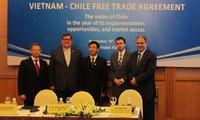 Vietnam y Chile aprovechan Tratado de Libre Comercio para prosperidad común