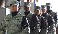 Despliega Estados Unidos plan de entrenamiento para fuerzas de seguridad de Iraq