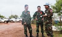 Encomian participación de Vietnam en las fuerzas de mantenimiento de la paz de la ONU