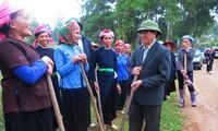 Crean consenso para la modernización rural en Ben Tre