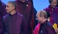 Se reúnen Putin y Obama en tres ocasiones durante Cumbre de APEC