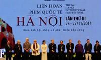 Clausura Festival Internacional de Filmes en Hanoi