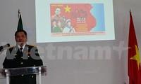 Celebran aniversario 70 de fundación del Ejército Popular de Vietnam en Brasil