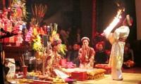 Hầu đồng, importante ritual del Culto a la Diosa Madre