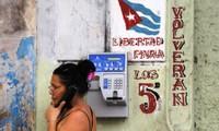 Estados Unidos y Cuba sellan acuerdo de conexión directa