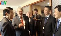 Elevan Vietnam y República Checa relaciones de cooperación a un nuevo nivel