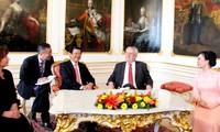 Vietnam y República Checa emiten Declaración Conjunta