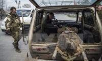Siguen encarnizados combates en el este ucraniano pese al alto el fuego
