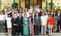 Incentivan recursos de vietnamitas en ultramar para desarrollo nacional