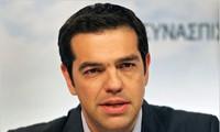 Propone gobernante griego nuevas medidas para crisis de deudas
