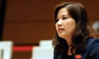 Parlamento vietnamita en su última semana de período de sesiones