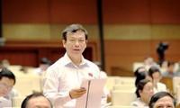 Parlamento vietnamita debate enmiendas de Ley de Procedimiento Administrativo
