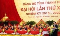 Provincia Thanh Hoa promueve conexión regional para mejorar el desarrollo económico