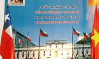 Chile celebra el 205 aniversario del Día Nacional en Vietnam con exposición fotográfica