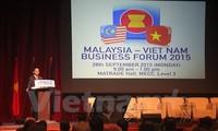 Empresas de Malasia buscan oportunidades de negocios en Vietnam