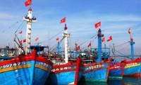 Pescadores de Binh Thuan se aferran al mar con apoyo crediticio del Gobierno