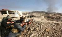 Iraq: Fuerzas kurdas inician ofensiva para liberar pueblo tomado por Estado Islámico