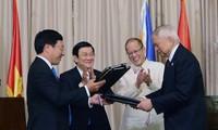 Vietnam y Filipinas establecen relaciones de asociación estratégica