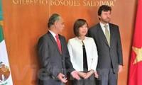 Cámara de Diputados de México espera estrechar relaciones con Vietnam