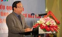 Exalta dirigente legislativo papel del parlamento vietnamita