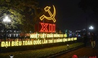 Prensa vietnamita e internacional presta atención especial al XII Congreso Nacional del PCV