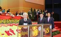Elogia pueblo vietnamita resultados de elección a Comité Central del Partido Comunista