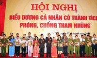 Vietnam incrementa liderazgo partidista en enfrentamiento a la corrupción y otros crímenes