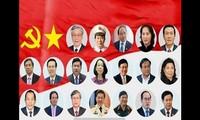Listado del Buró Político del Partido Comunista de Vietnam