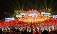 Diversos programas artísticos en saludo al éxito del XII Congreso del Partido Comunista de Vietnam