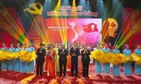 Celebran éxito del XII Congreso partidista y 86 años de fundación del Partido Comunista de Vietnam