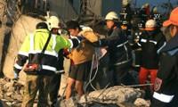 Continúa aumentando la cifra de víctimas por terremoto en Taiwán