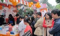 La calle de libros de primavera en Hanoi: rasgo cultural capitalino